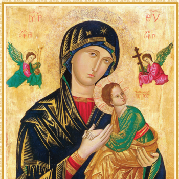 Parish Novena to Our Mother of Perpetual Help, May 21 - 29