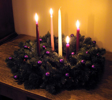 Advent Parish Penance Service