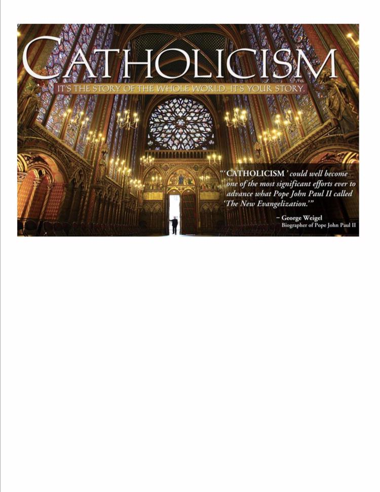 Catholicism: The Ineffable Mystery of God