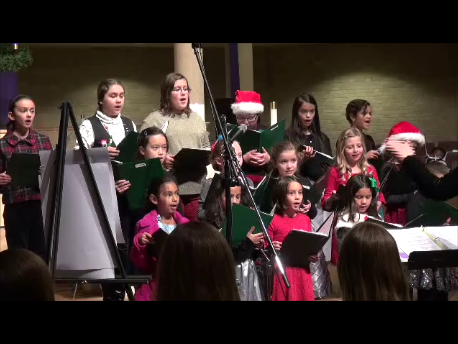 St. Catherine of Siena Children's Choir