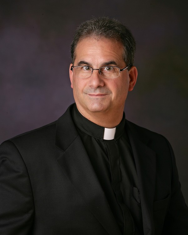 Father Moe LaRochelle