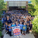 St. Elizabeth School supports the men and women in BLUE.