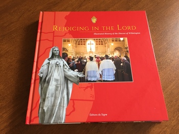 Get your copy of the Diocesan 150th commemorative book! $40.00 ea.