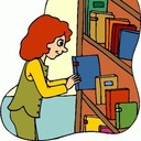 Check out the Newly-Reorganized Parish Library