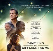 """Same Kind of Different as Me"""
