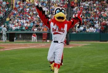 Knights of Columbus RedHawks Night