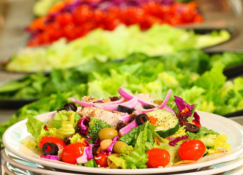Annual Spring Buffet Salad Luncheon