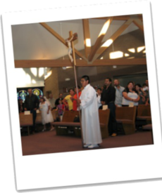 """Home Again"" Celebration Mass"