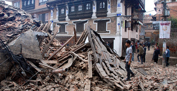 SPECIAL COLLECTION FOR NEPAL EARTHQUAKE - SUNDAY MAY 10