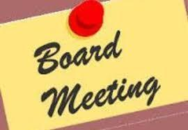 PBDCCW SPRING BOARD MEETING