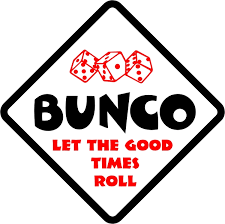 St. Clare CCW Bunco Party