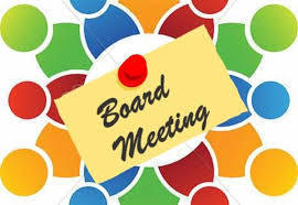 CENTRAL DEANERY BOARD MEETING