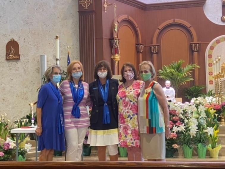 Central Deanery Installation of Officers