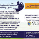 St. John's Knights of Columbus Greater Pawling Open