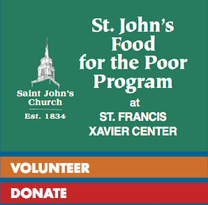 St. John Food for the Poor Service Opportunity
