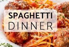 Spaghetti Dinner - SOLD OUT