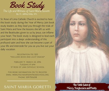 St. Maria Book Study