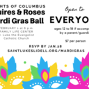 KC Squires and Roses Mardi Gras Ball: FEB. 1