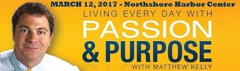 Matthew Kelly: Passion & Purpose Retreat