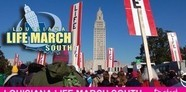 March for Life in Baton Rouge