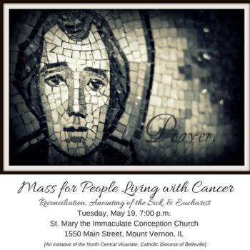 Mass for People Living with Cancer