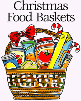 Christmas Food Basket Sign-Up