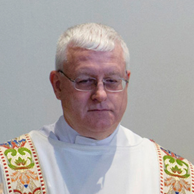 Deacon James F. Maher