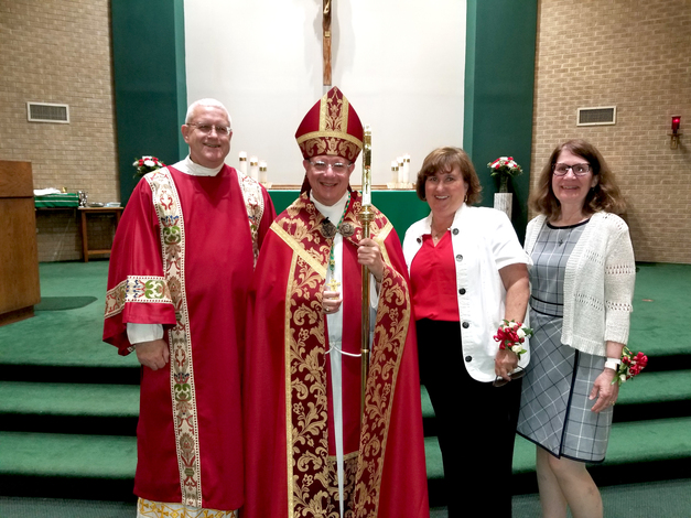 Congratulations to all our newly Confirmed Parishioners!