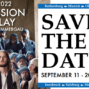 Passion Play Rescheduled - Sept. 2022