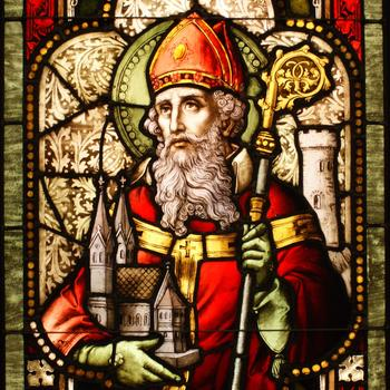 The Breastplate of Saint Patrick