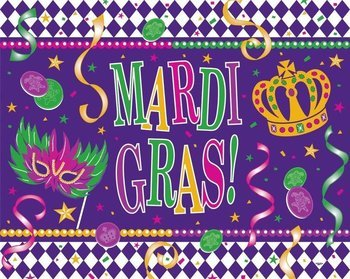 Mardi Gras Celebration: Saturday, Feb. 6