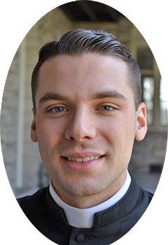 Welcome to Fr. Sean Connolly!