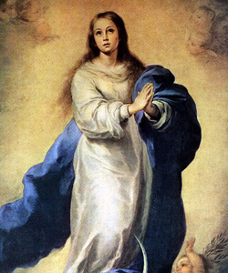 Celebration of the Immaculate Conception of Mary