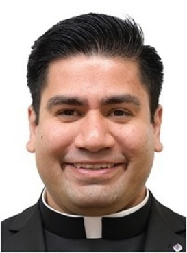 Welcome Deacon Luis Silva!