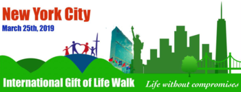 International Gift of Life Walk