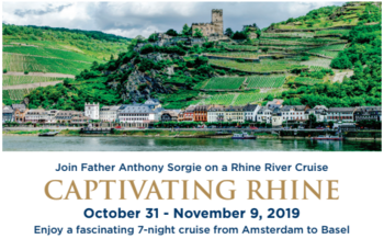 Rhine River Cruise 10/31-11/9 2019