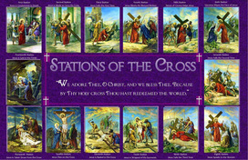 Stations of the Cross in Spanish