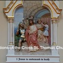 Station of the Cross - St. Thomas Church