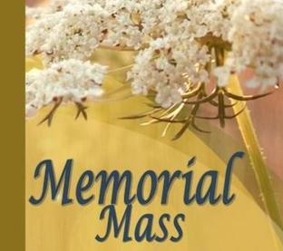 Mass - Honor and remember our Departed Members