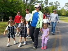 Third Grade will sponsor our Saint Vincent de Paul Walk for the Poor on Friday, April 17, at 1:00pm