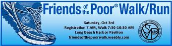 SVdP Friends of the Poor Walk