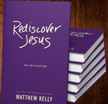 Rediscover Jesus Book Cover Picture