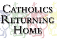 Catholics Returning Home Graphic