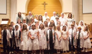 First Holy Communion Class of 2021