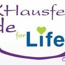 TK HAUSFELD RIDE FOR LIFE ~ Jul 25