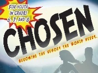 CHOSEN - Becoming the Heroes the World Needs