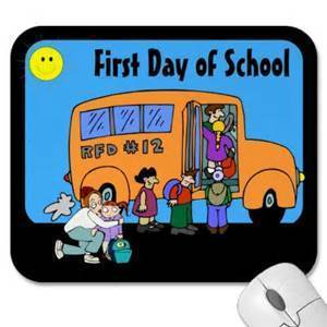 Bishop Leibold School ~ First Day of School