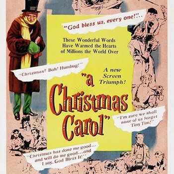 "Film Series "" A Christmas Carol"" 1951"