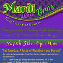 "Mardi Gras - ""A Taste of Woodbury"""