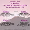 Lenten Series - Prayerful Meditation